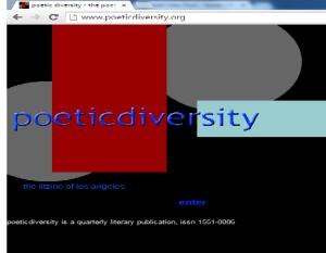 poetic diversity
