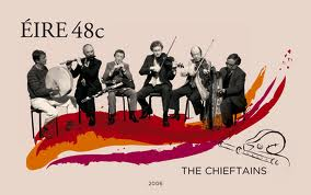The chieftains stamp