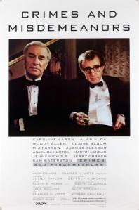 Martin Landau & Woody Allen