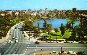 Mac Arthur Park postcard