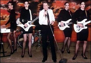 Robert Palmer  & The Girls!