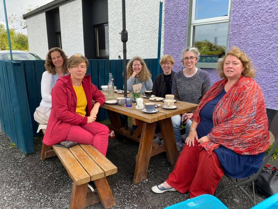 Poets' gathering The Larder 23 Sept 2021